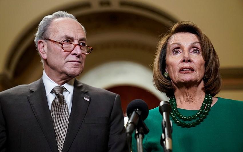 Democratic leaders urge Trump to stop government shutdown