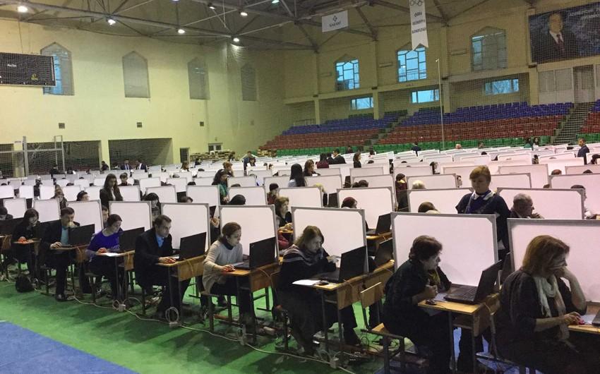 Началась диагностическая оценка для учителей пяти районов Азербайджана