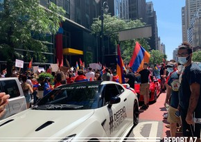 Armenian provocation against Azerbaijanis in US comes to grief