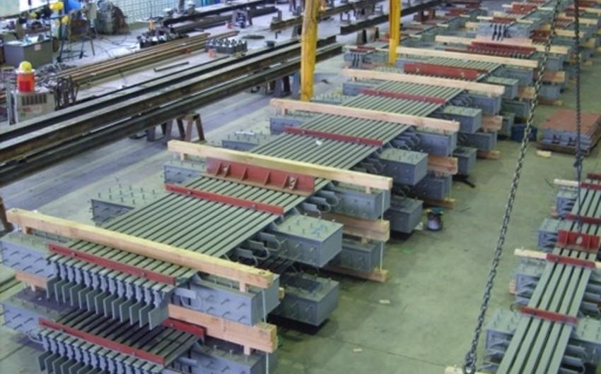 Промышленное производство в Азербайджане выросло почти на 1%