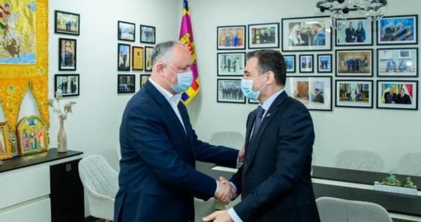 Moldova hakim partiyası Azərbaycana təşəkkür edib