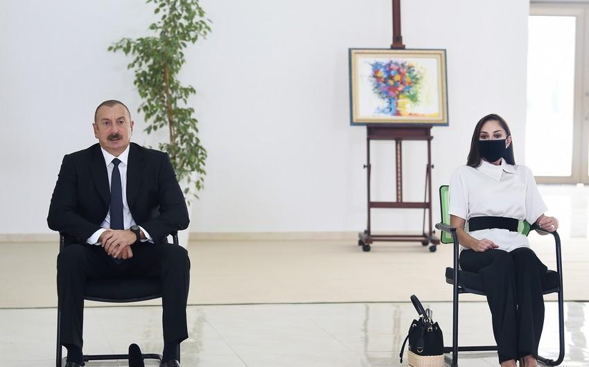 İlham Əliyev: Müharibədən sonra bütün dünya erməni vəhşiliyinin yırtıcı sifətini gördü