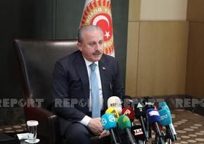 Спикер парламента Турции о вооруженной провокации Армении против Азербайджана