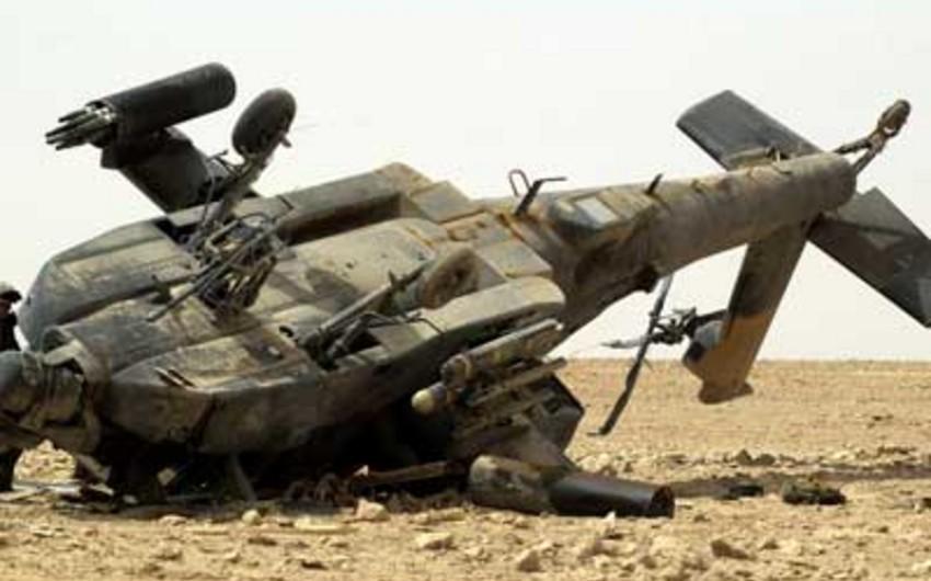 Kamerunda hərbi vertolyot qəzaya uğrayıb: 1-i general olmaqla, 6 nəfər ölüb