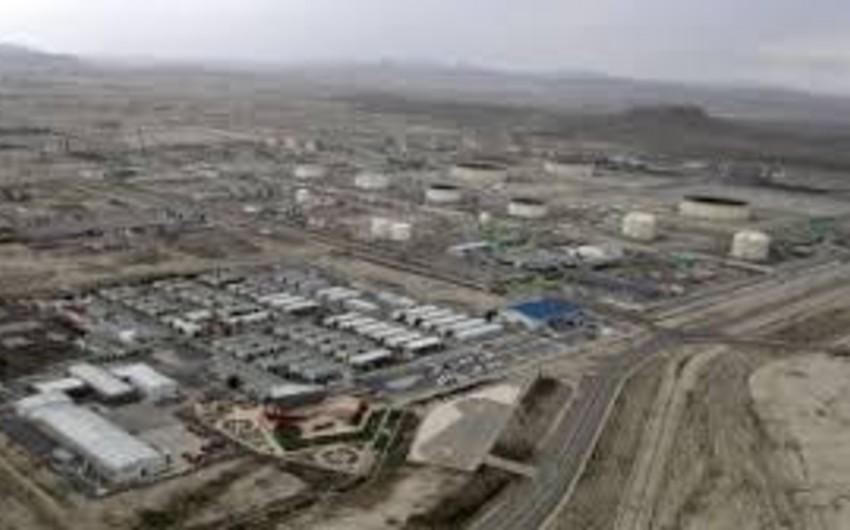 Bu il Səngəçal terminalından 134 mln bareldən çox neft və kondensat ixrac edilib
