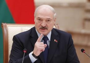 Belarus iki ölkə ilə sərhədlərini bağladı