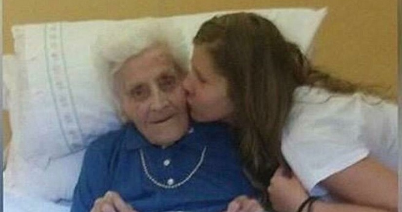Стооднолетняя жительница Италии трижды перенесла заражение COVID-19