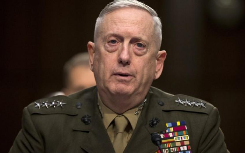 Donald Tramp ABŞ-ın yeni müdafiə nazirini müəyyən edib