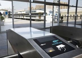 Bakı-Sumqayıt qatarında bank kartları ilə ödənişin tətbiqinə başlanılır