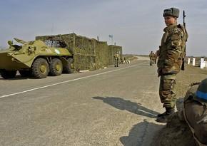 В Карабахе возвели модульный городок для российских миротворцев