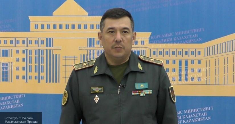 Qazaxıstan müdafiə nazirinin müavini koronavirusdan öldü