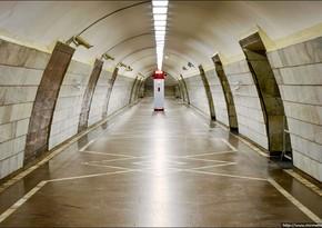 Работы на станции метро Джафар Джаббарлы завершатся в ближайший месяц