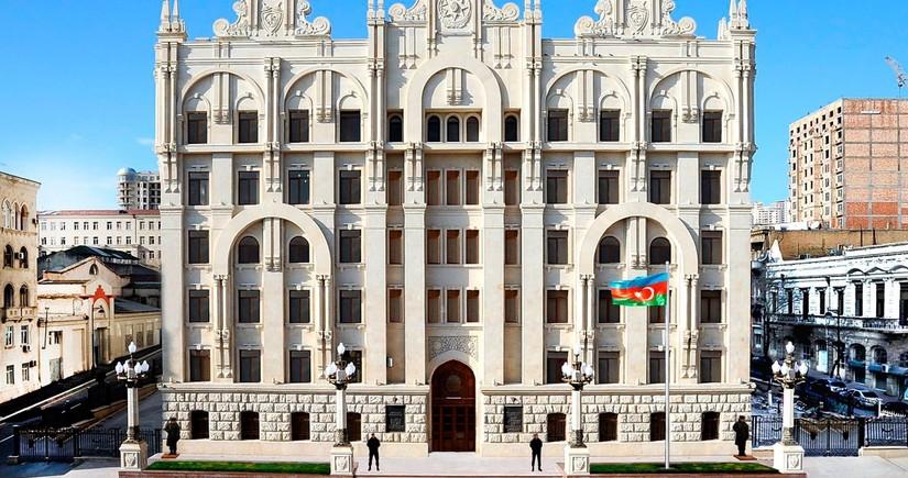 МВД прокомментировал заявления о Фуаде Гахраманлы