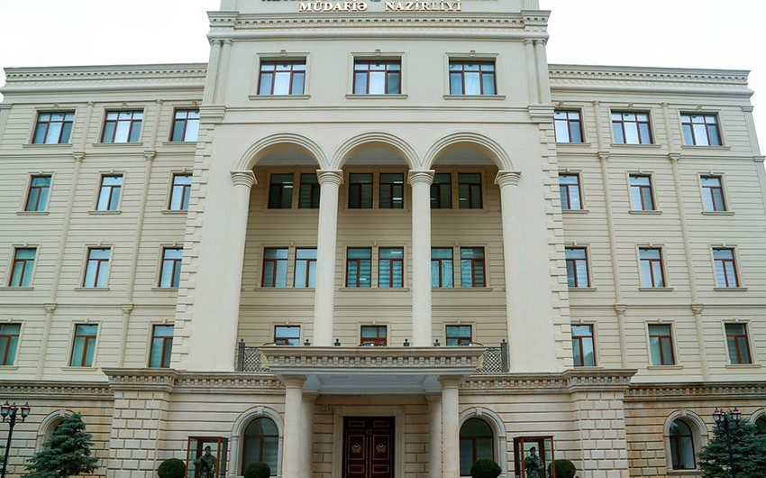 Defense Ministry: Large-scale exercises of Azerbaijani Army frightened Armenia