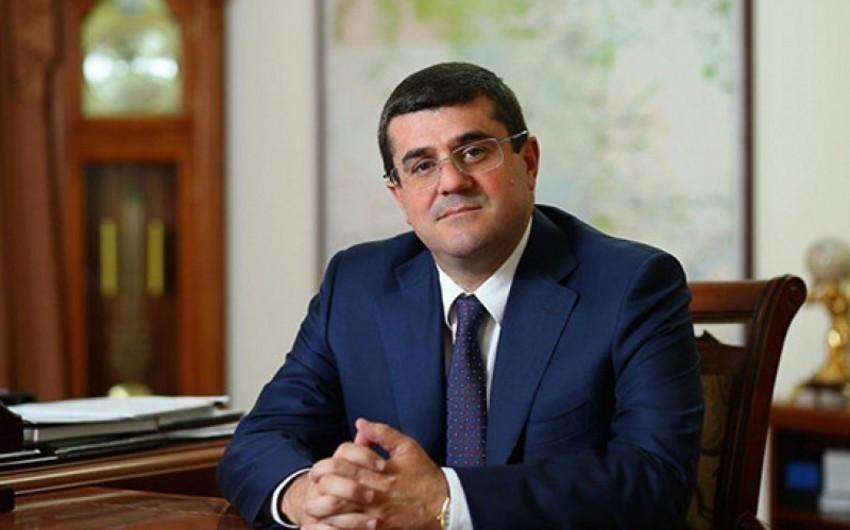 KİV: Qarabağdakı erməni separatçılarının rəhbəri Moskvada özünə ev alır