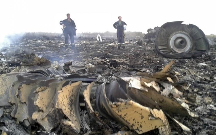 Ukraynada qəzaya uğrayan Boeing qurbanlarının yeni qalıqları tapılıb