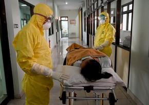 В Грузии выявлено 1 186 новых случаев заражения коронавирусом