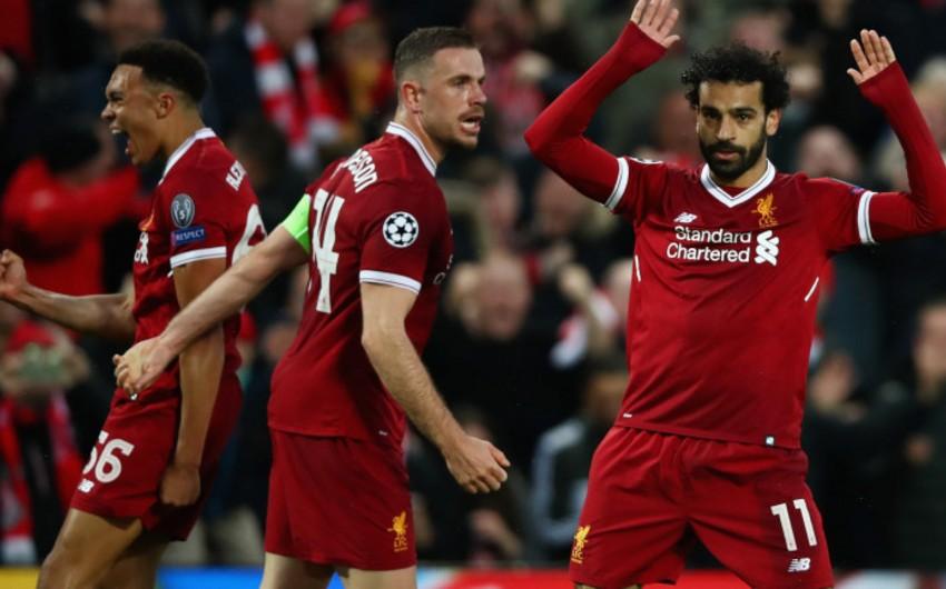 Первый полуфинал ЛЧ: Ливерпуль разгромил Рому