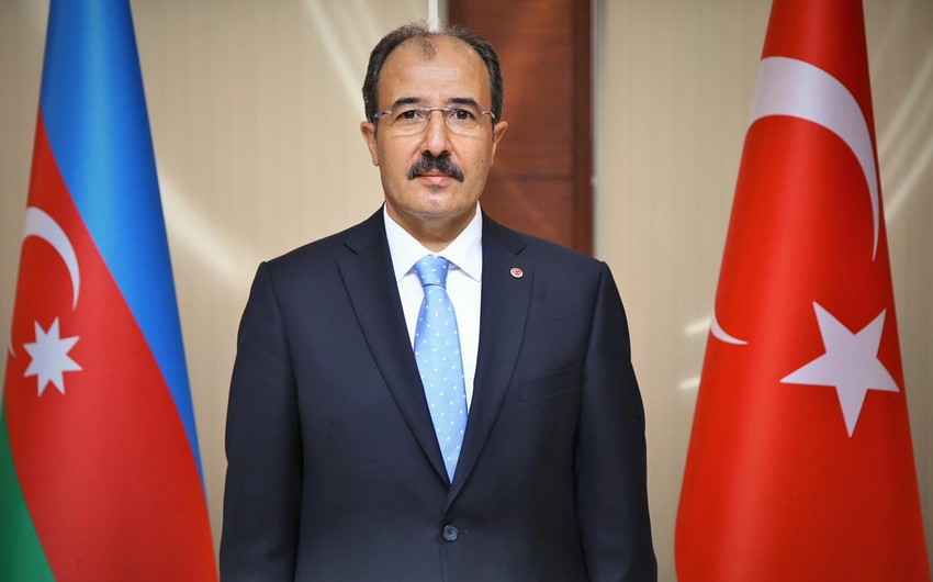 Cahit Bağcı says friendship between Turkey and Azerbaijan 'unshakable'