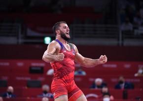 Tokio-2020: Azərbaycan üçüncü medalını qazanıb