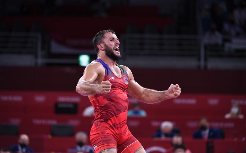Азербайджан завоевал третью медаль на Олимпийских играх в Токио