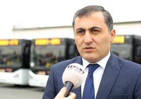 Bakı Nəqliyyat Agentliyinin sektor müdiri Mais Ağayev