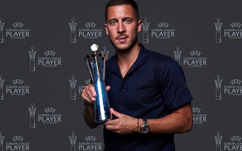 UEFA Avropa Liqasının ən yaxşı oyunçusu açıqlanıb