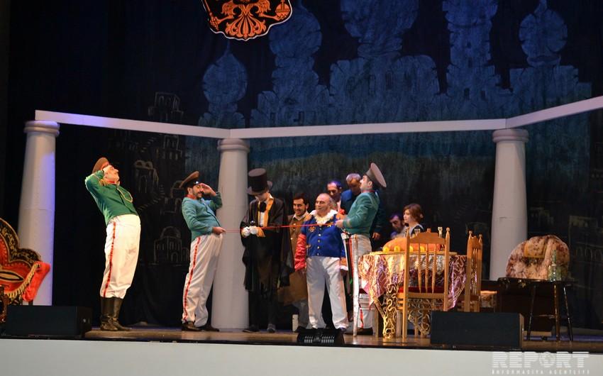 Mingəçevir Dövlət Dram Teatrı yubiley tədbirlərinə başlayıb