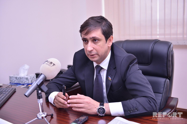 Milli Məclisin Regional məsələlər komitəsinin üzvü Cavid Osmanov