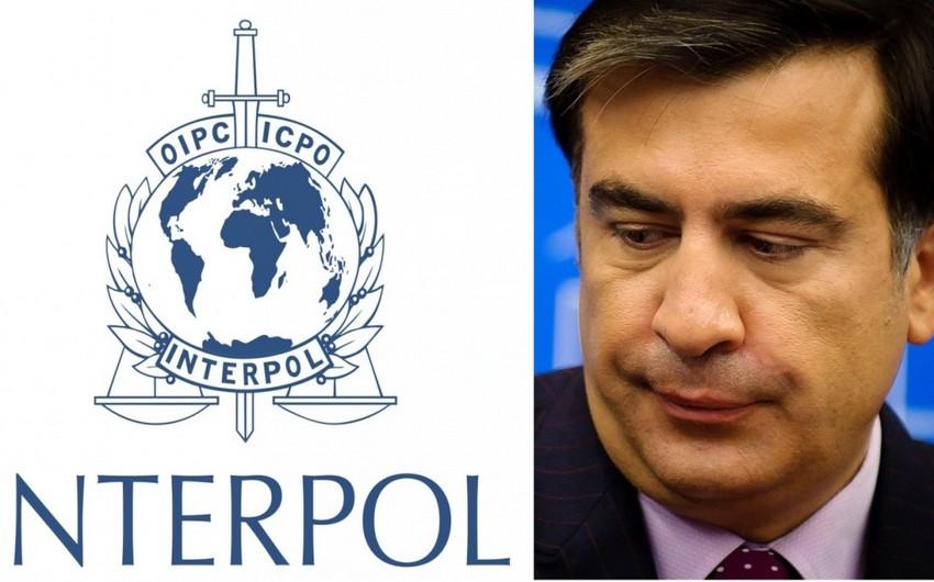 Gürcüstan prokurorluğu Saakaşvili ilə bağlı İnterpola bir daha müraciət edəcək