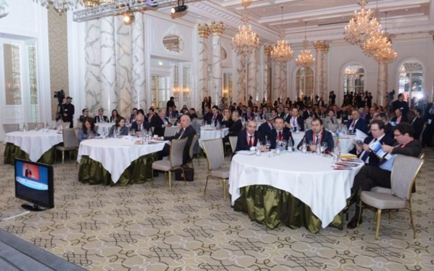 В Баку проходит Азербайджанский инвестиционный саммит