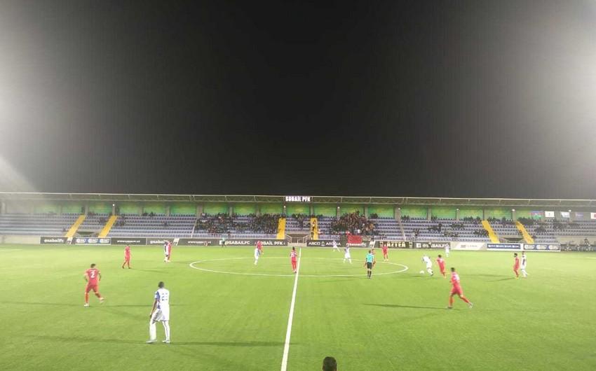 Premyer Liqa: Keşlə - Sabah oyununda qalib müəyyənləşməyib