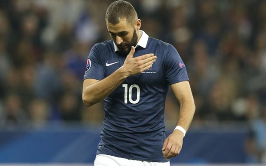 Бензема в сборной Франции играть не будет - президент федерации