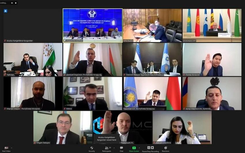 Erməni nazir müavini beynəlxalq iclasda Bizi xilas edindeyə yalvarıb