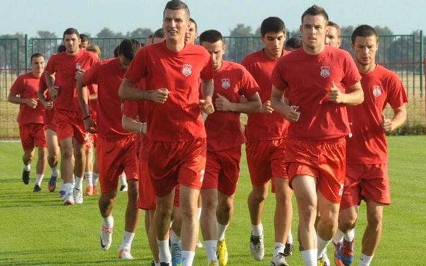 UEFA Mladostla oyundakı davaya görə Neftçinin futbolçularını cəzalandırıb