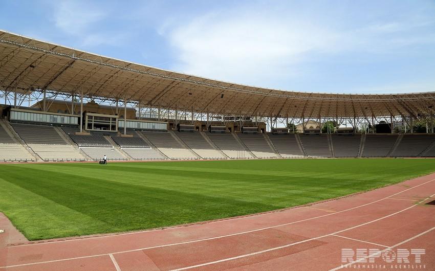 Tofiq Bəhramov adına Respublika Stadionunun ot örtüyü hazırdır - FOTO