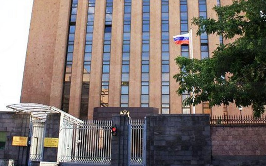 Yerevanda Rusiya səfirliyi qarşısında etiraz aksiyası olacaq