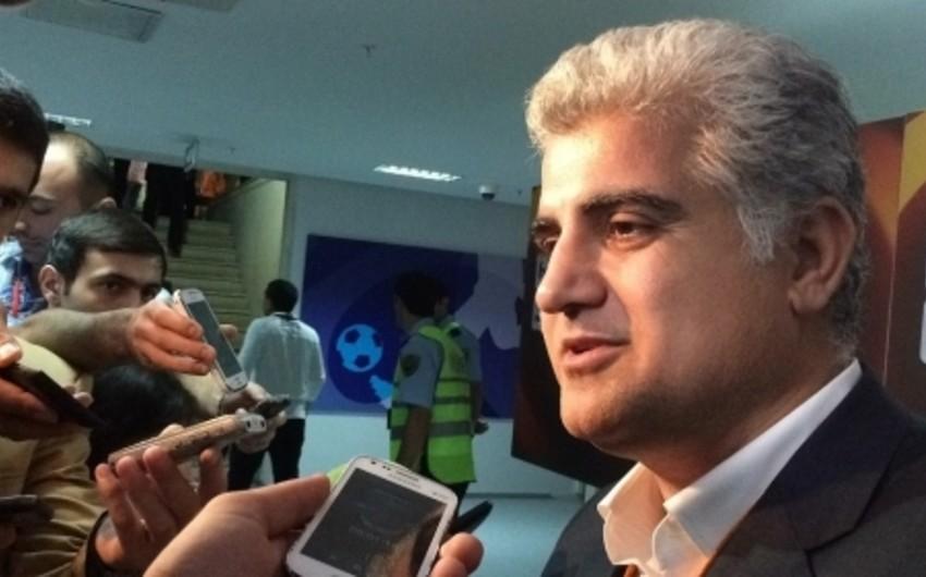 Тахир Гёзель: Сегодня я стал свидетелем команды, которая борется хорошо и с достоинством