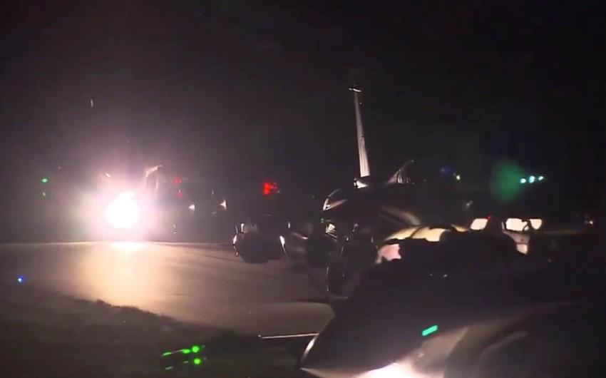 Suriyaya endirilən aviazərbələr nəticəsində 3 nəfər yaralanıb