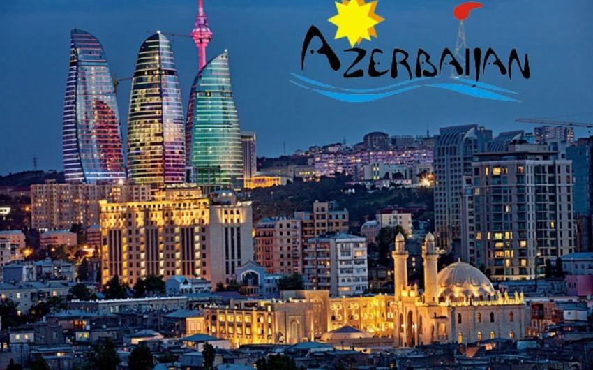 Azerbaijan ranks 7th for tourism development in Europe
