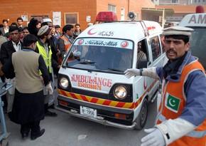 Pakistanda qatarlar toqquşub, 36 nəfər həlak olub, 50 nəfər xəsarət alıb - YENİLƏNİB