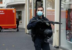 Fransada insanlara qarşı daha bir zorakılıq hadisəsi baş verib