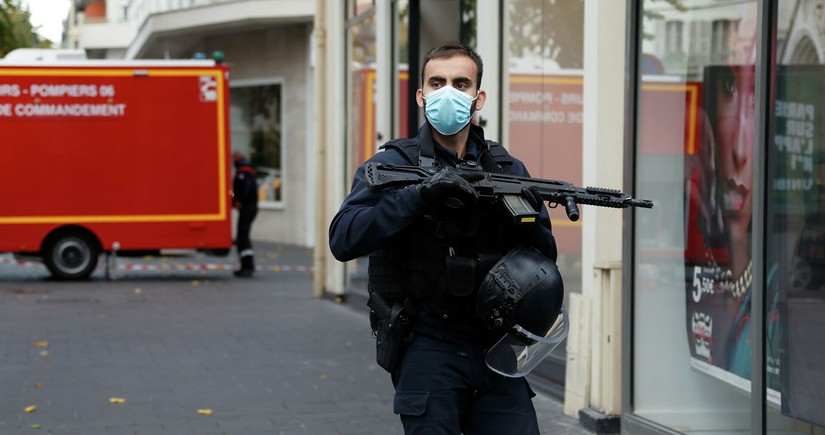 France: Second knife attack in a day