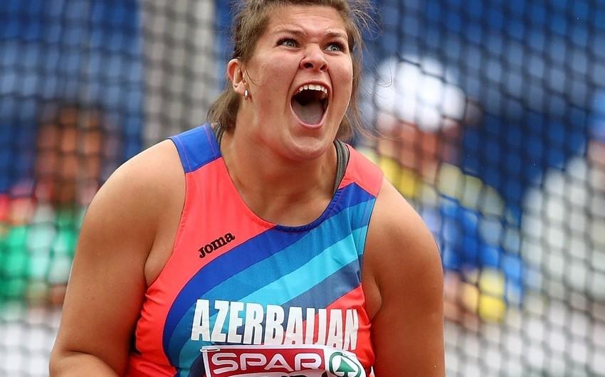 Azərbaycan atleti dünya çempionatında final mərhələsinə yüksəlib