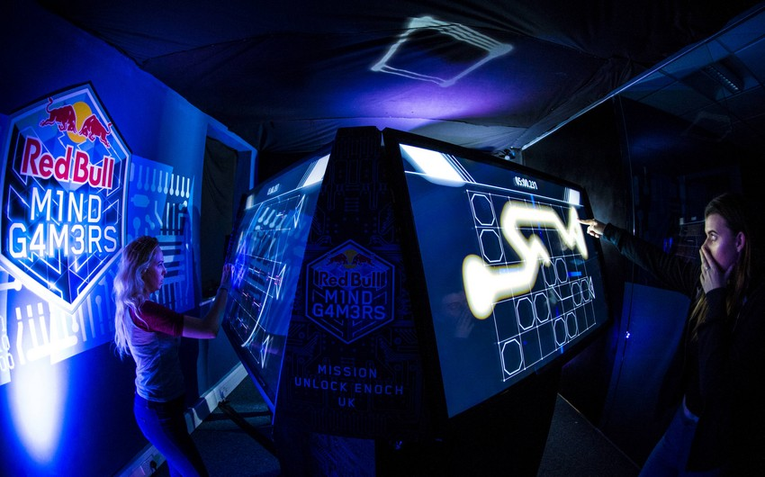 Red Bull Mind Gamers yarışmasının seçim mərhələsi Azərbaycan üçün açılıb