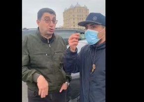 DİN Mehman Hüseynovun paylaşdığı videoya münasibət bildirdi