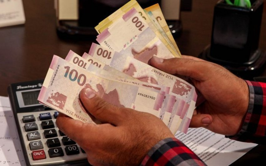 Noyabrda banklar depozitlərə görə 30 mln. manat faiz ödəyib