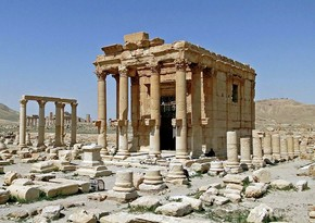 Suriyada üzərində Palmiradakı dağıdılmış məbədin barelyefinin təsviri olan banknot buraxılacaq