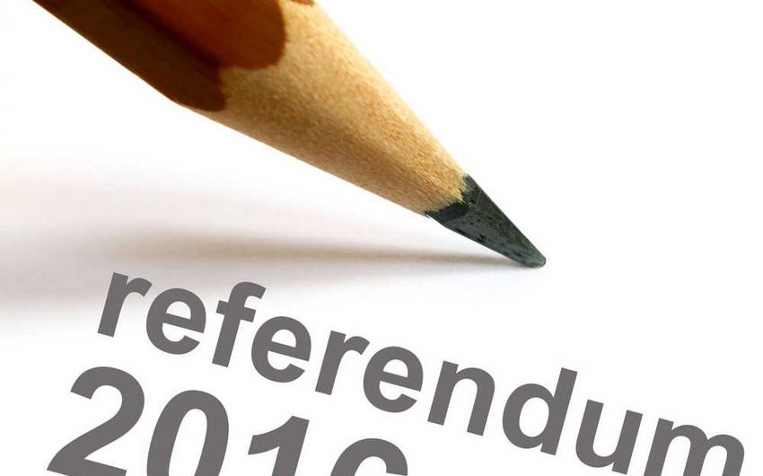 Suraxanıda yerləşən 26 saylı və 22 saylı seçki məntəqələri referenduma hazırdır