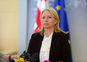 Georgian minister: Transportation on Baku-Tbilisi-Kars railway up by 56.4%
